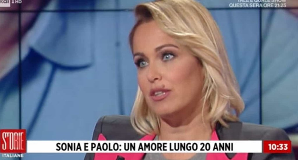 Sonia Bruganelli e Paolo Bonolis, le ultime news gossip ad oggi 5 novembre 2018