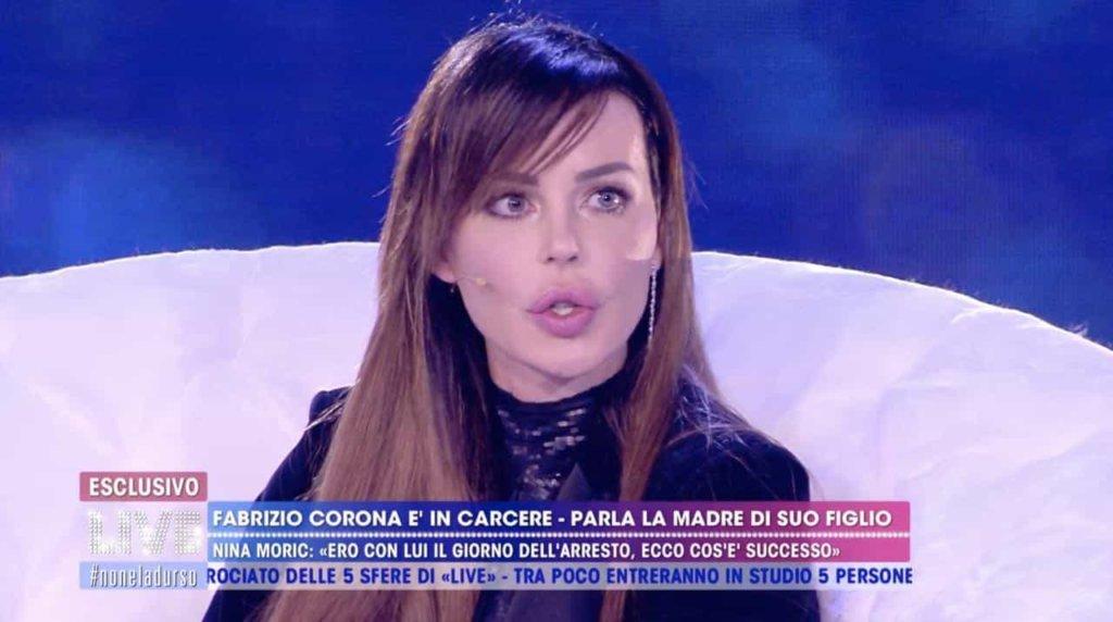 Continua la polemica social tra Karina Cascella e Nina Moric!