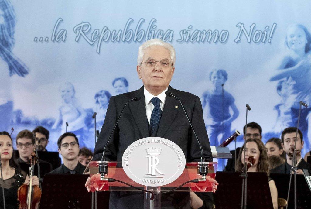 Festa della Repubblica: le dichiarazioni del Presidente Mattarella