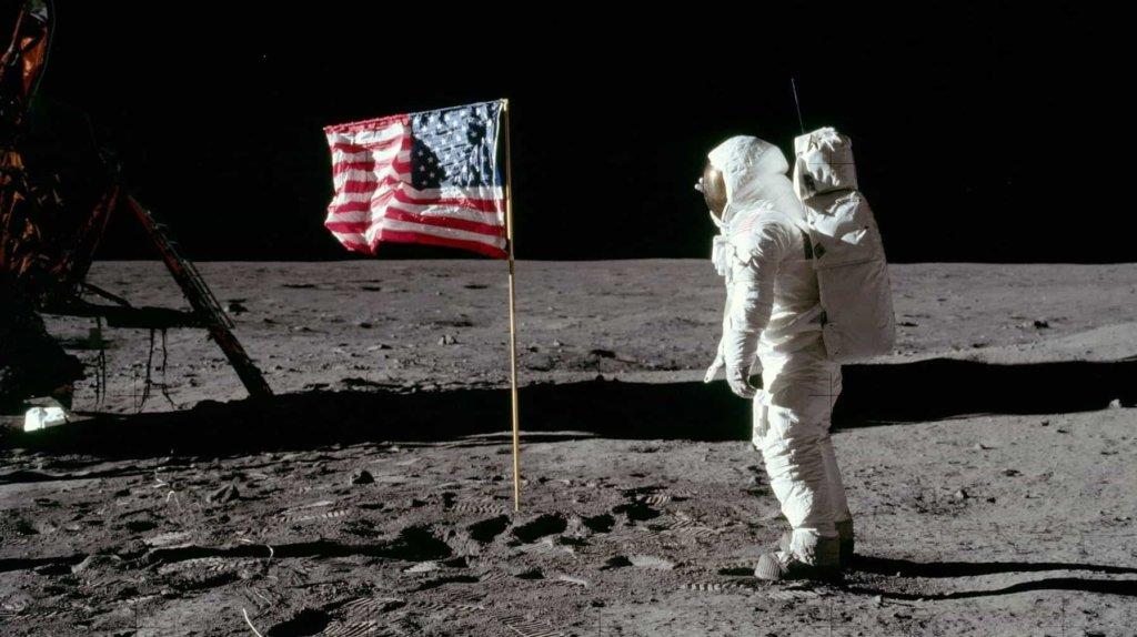 Allunaggio: sabato 20 luglio 2019 si celebra l'anniversario dei 50 anni dal primo passo sulla Luna