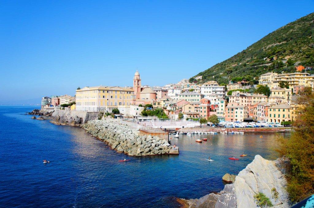 Linea Blu: anticipazioni di oggi sabato 27 luglio 2019. Tappa a Genova!
