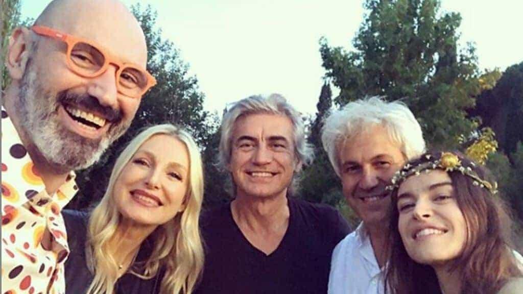 Kasia Smutniak sposa a sorpresa Domenico Procacci. Tutti i dettagli