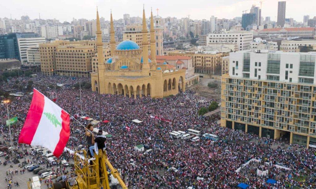 libano proteste-min